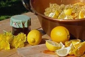 С лимоном