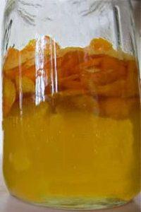 Настойка на апельсинах