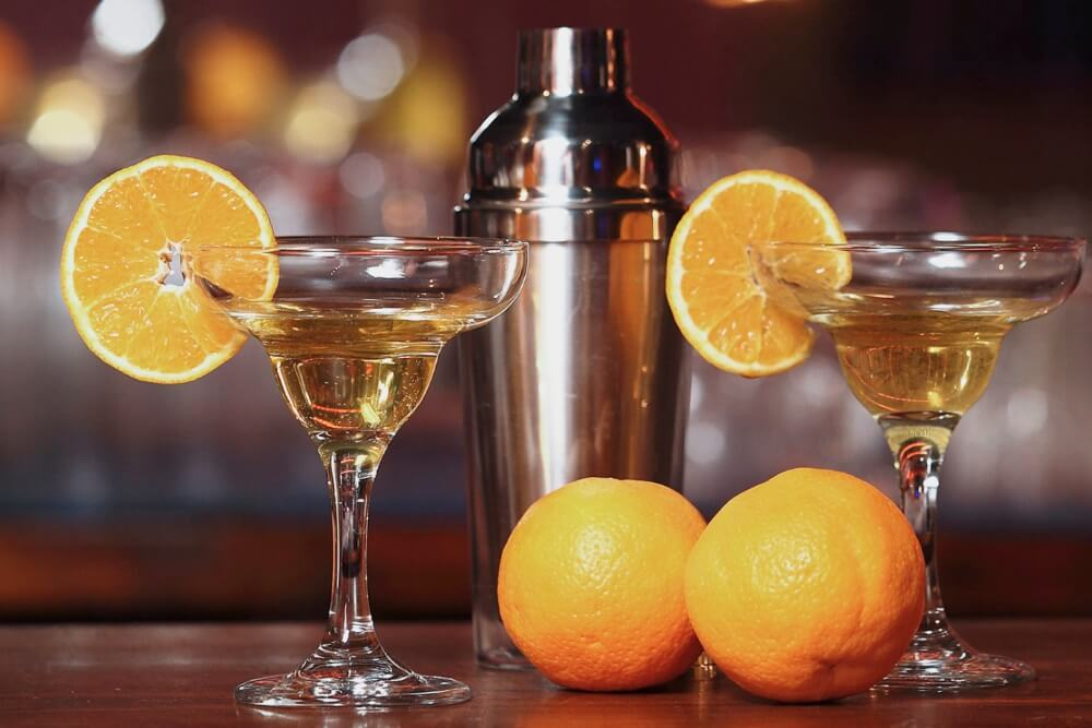 Настойка, вино из апельсинов