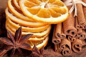 Пряный апельсин