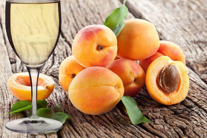 Вино из абрикос