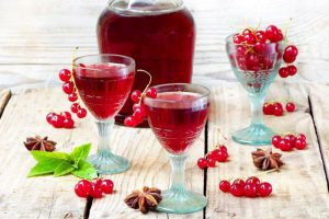 Вино из красной смородины