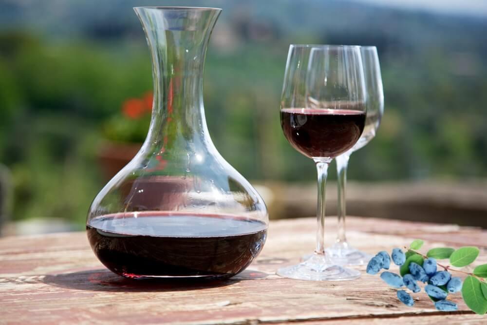 Вино и наливки без дрожжей