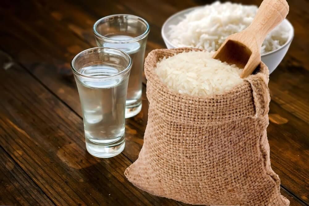 Брага из риса