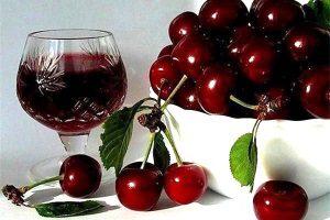 Черешневое вино