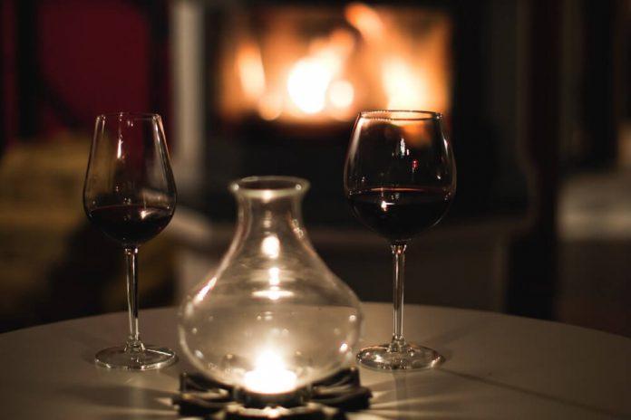 Как осветлить вино