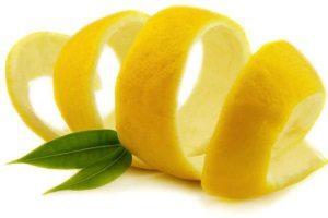 Лимонные корки