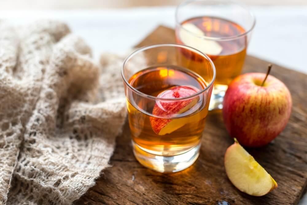 Настойка на яблоках на самогоне