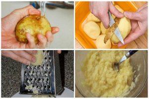 Подготовка-картофеля