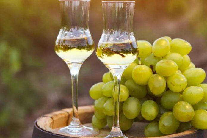 Самогон из вина