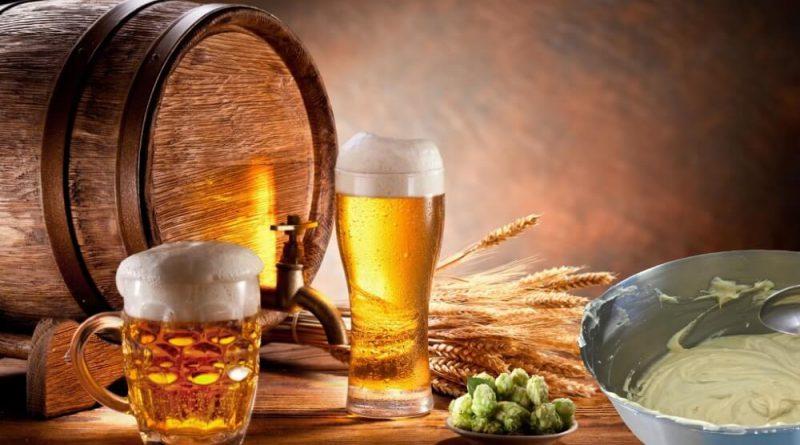 Кляр на пиве