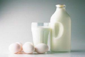 Молоко и белок
