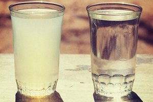 Самогон и водка