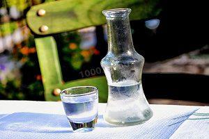 Вода и самогон