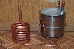 Змеевик для самогонного аппарата – оптимальные решения для домашнего использования