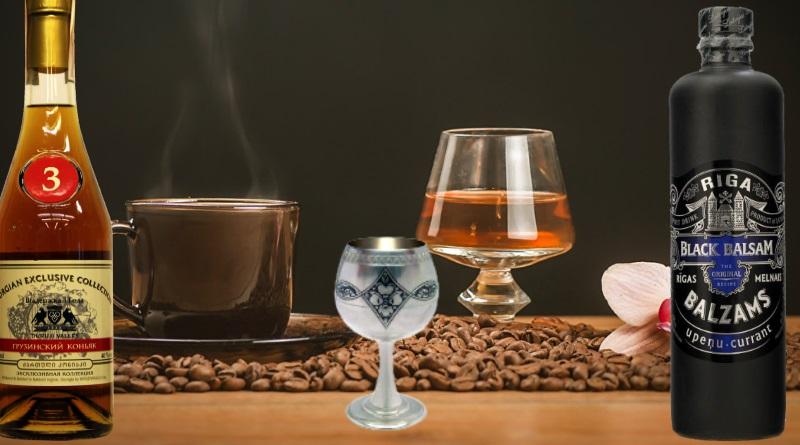 Кофе с коньяком - польза и вред