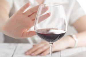 Можно ли пить спиртное