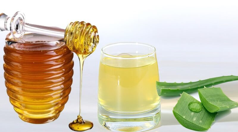 Настойка алоэ с медом и водкой