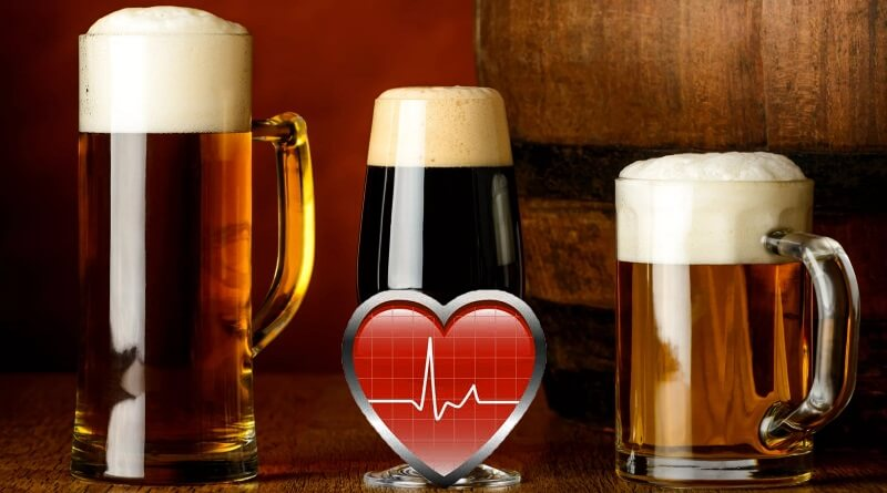 Пиво повышает или понижает давление у человека