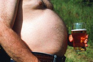 Почему от пива толстеют