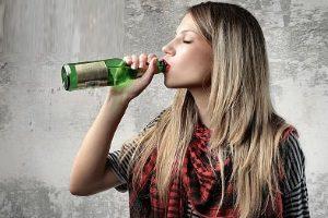 Влияние алкоголя на организм девушки