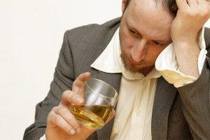 Воздействие алкоголя