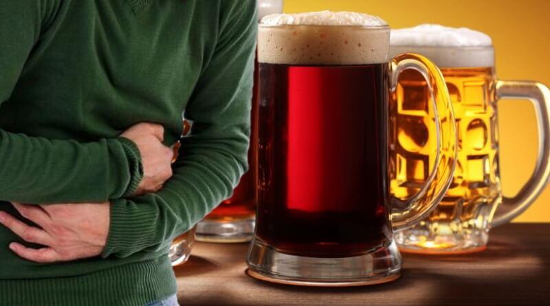 Диарея после пива