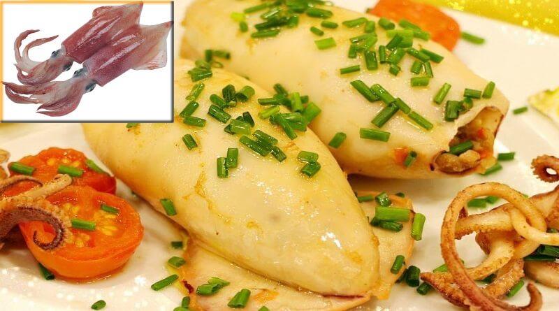 Кальмары - рецепты приготовления