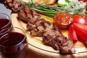Напитки к мясу