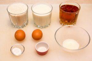 Рецепт на пиве с молоком