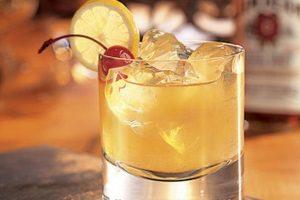 Сладкий джин