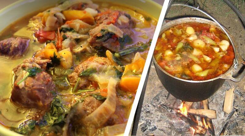 Как готовить хашламу из свинины