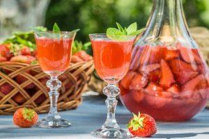 На спирту, водке - разница