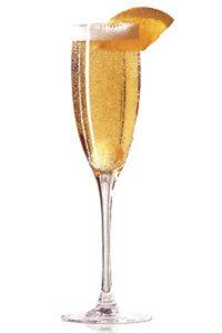 С шампанским