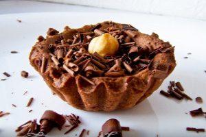 Шоколадные тарталетки