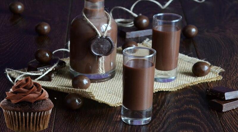 Шоколадный ликер - рецепт