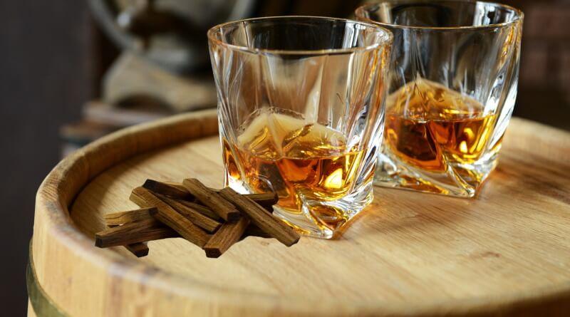 Виски из спирта