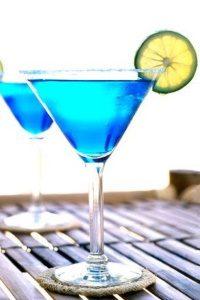 Голубая смесь