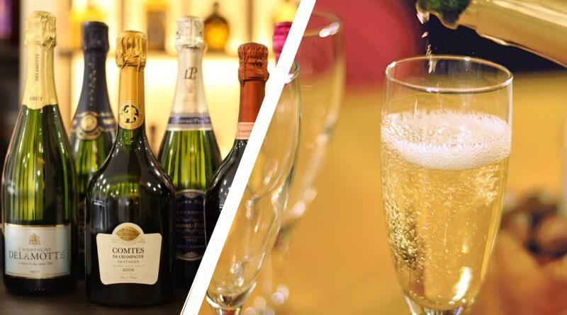 Вино игристое и шампанское - в чем разница