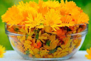 Сбор цветков