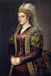 Венецианка Катерина Корнаро - последний монарх Кипрского королевства