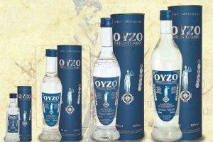 Водка Узо