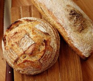 Подовый и формовой хлеб