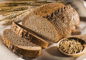 Цельнозерновой хлеб из муки грубого помола