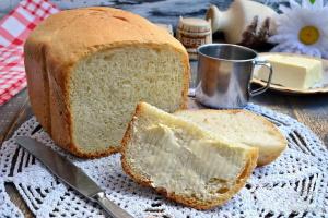 По-французски в хлебопечке