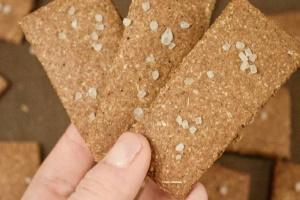 Овсянр-льняные хлебцы