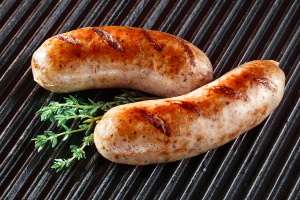 Баварские колбаски