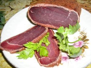 Из свинины